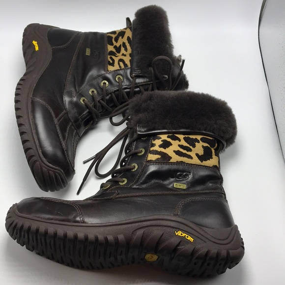 f2a51694dcd UGG Event Waterproof Leather Boot 9.5